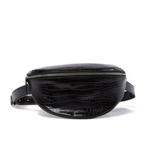 New French Connection Bobby Embossed Fanny Pack